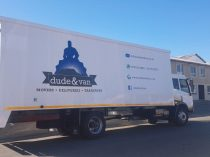 Our 8 Tonne Truck